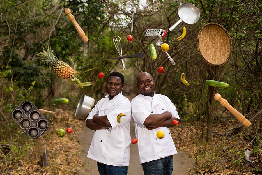 Selous River Camp Chefs